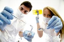 歯科定期健診