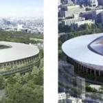 新国立競技場新デザイン