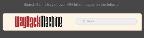 Internet Archiveの使い方