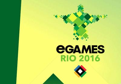 eGames Rio 2016