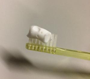 プレミオ 歯磨き